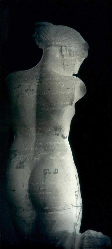 Serie Deseo - Grabado Calcográfico y Fotografía Analógica - Fabiola Ubani