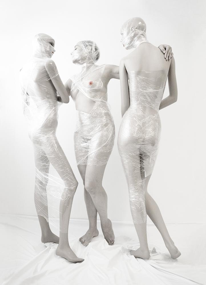 Serie Galateas - Fotografía Digital - Fabiola Ubani