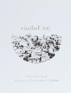 Libro Artista - Ciudades - Fabiola Ubani